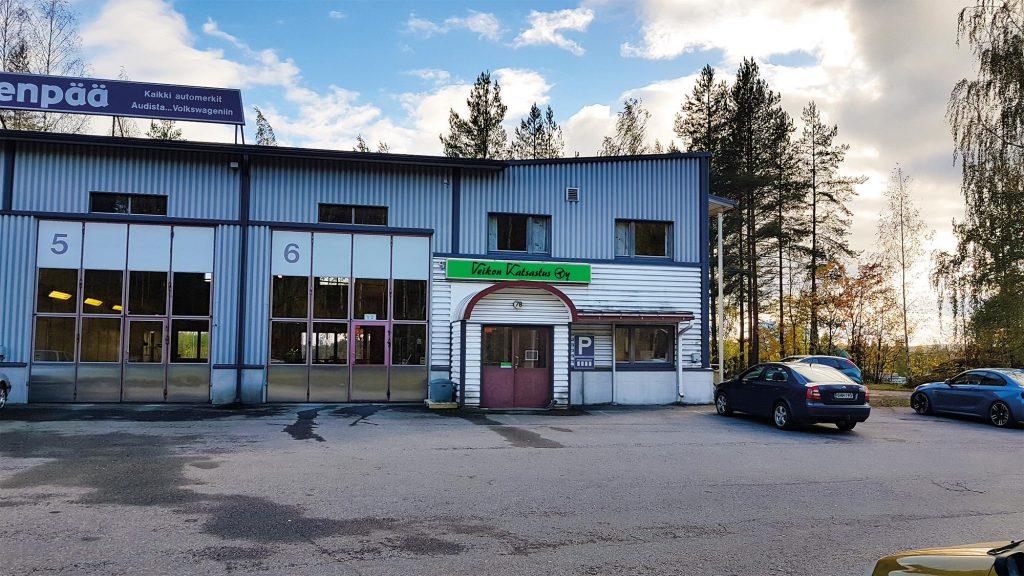 Auton Katsastus Jyväskylä