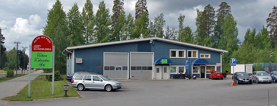 Veikon Katsastus Oy Jyväskylä – Kuormaajantie