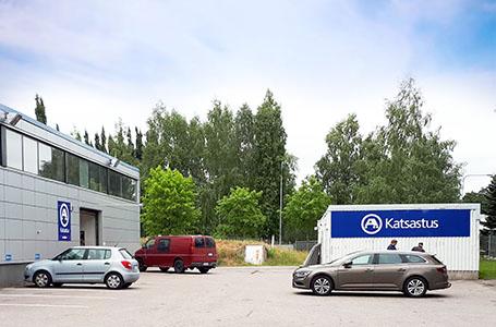 A-Katsastus Espoo-Niittykumpu