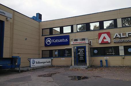 A-Katsastus Helsinki-Pitäjänmäki