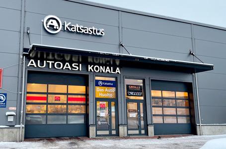 A-Katsastus Helsinki-Ristipellontie