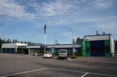 A-Katsastus Järvenpää-Mikontie
