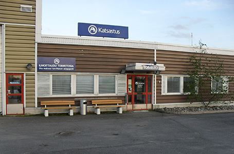 A-Katsastus Kauhajoki