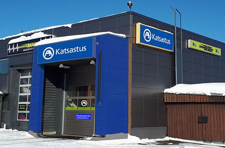 A-Katsastus Kuopio-Särkiniemi