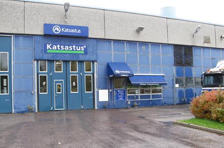 A-Katsastus Lahti-Holma
