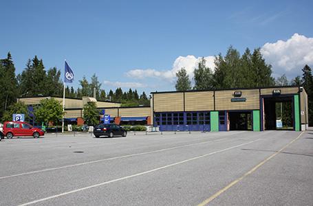 A-Katsastus Pietarsaari-Varikonkatu