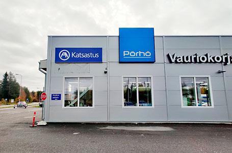 A-Katsastus Rovaniemi-Alakorkalo