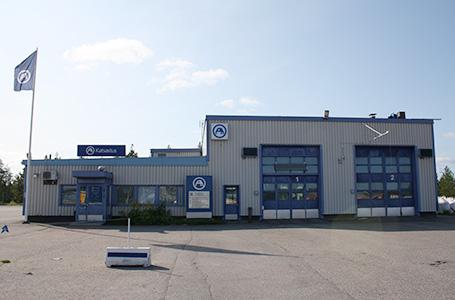 A-Katsastus Rovaniemi-Teollisuustie