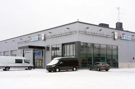 A-Katsastus Seinäjoki-Roves