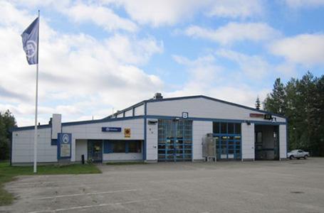 A-Katsastus Sodankylä
