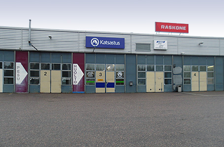 A-Katsastus Tampere-Multisilta