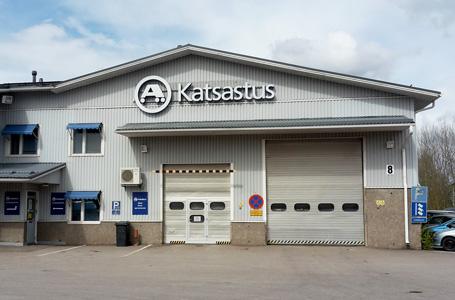 A-Katsastus Tampere-Sarankulma