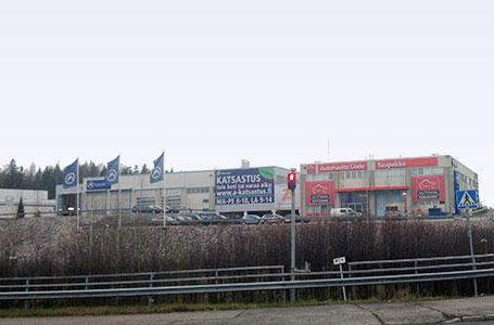 A-Katsastus Vantaa-Kehä III