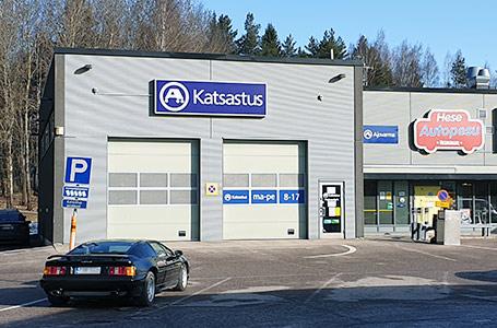 A-Katsastus Vantaa-Martinlaakso