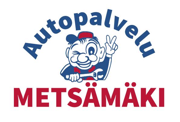 Autopalvelu Metsämäki Oy -logo