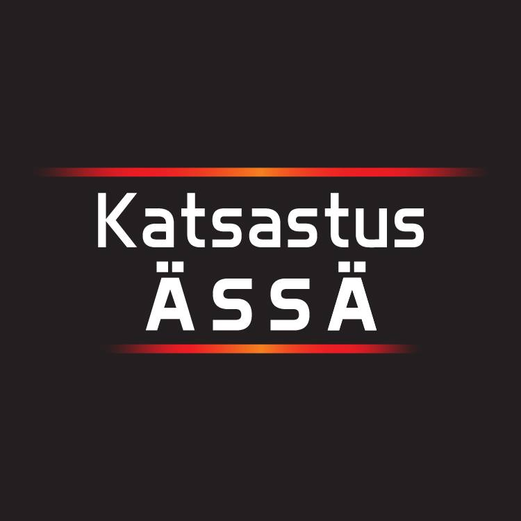 Katsastus-Ässä Hyveläntie -logo