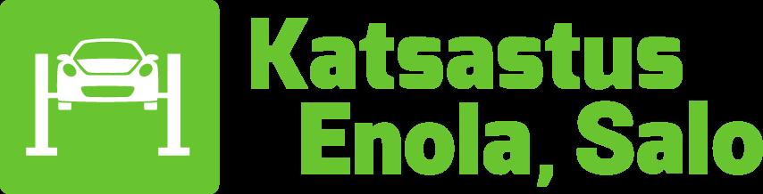 Katsastus Enola Salo -logo