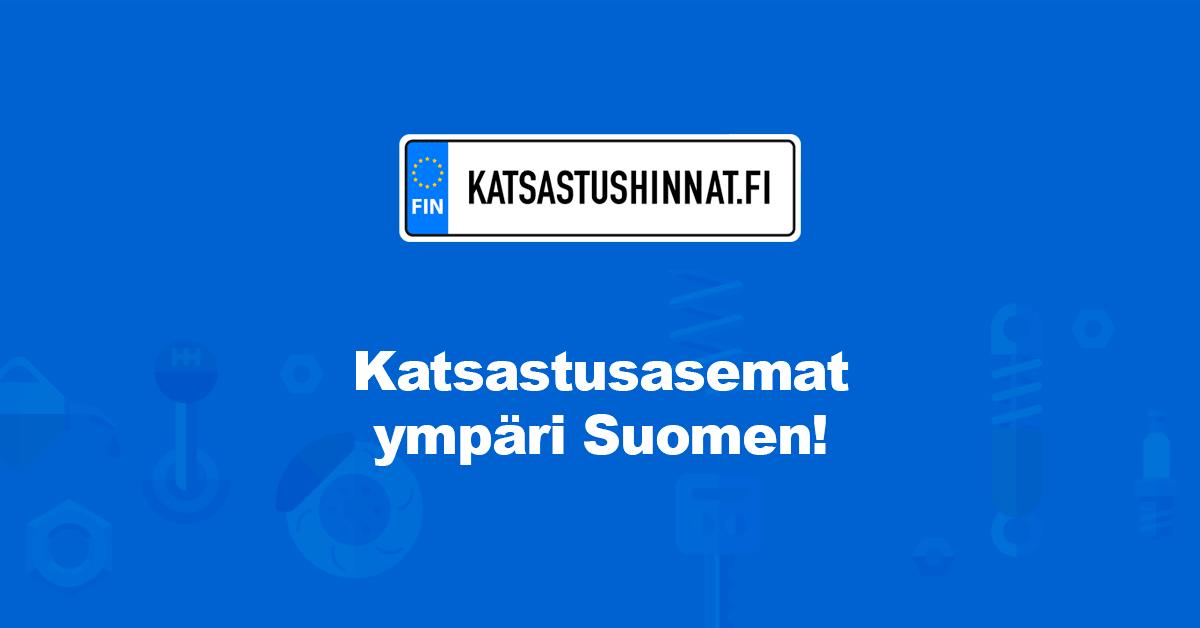 Katsastusasema Helsinki