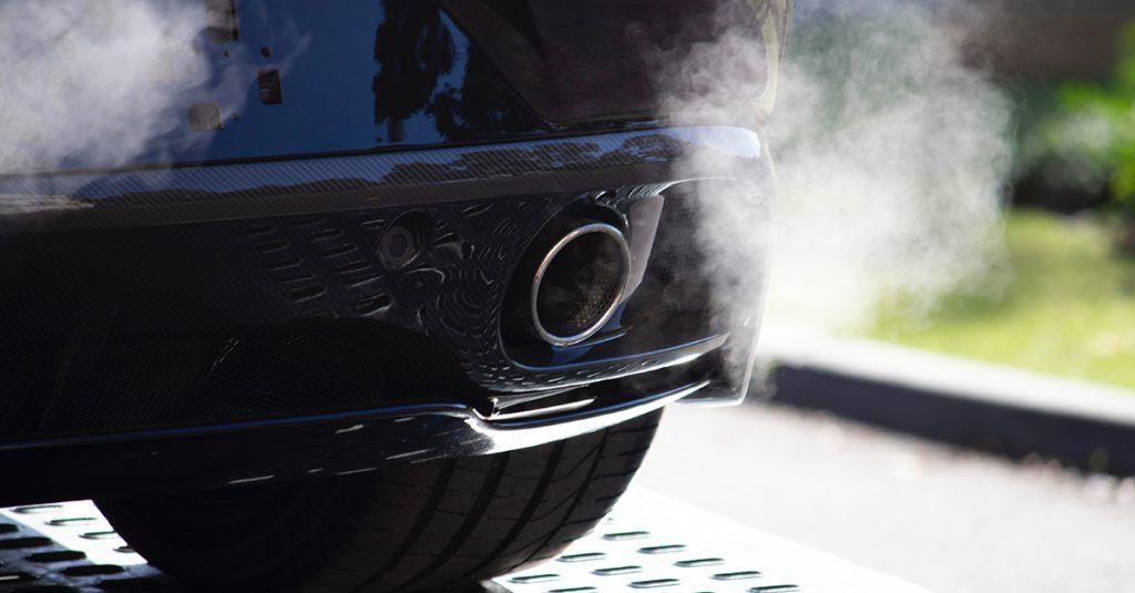 Katsastushinnat.fi - päästömittaus