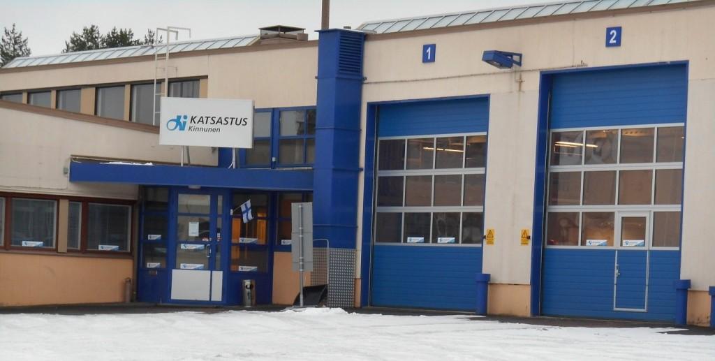 Katsastus Kinnunen Lappeenranta