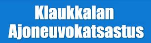 Klaukkalan Ajoneuvokatsastus Oy -logo
