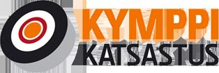 Kymppikatsastus Oy -logo