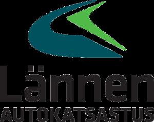 Lännen Autokatsastus Oy -logo