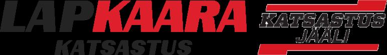 Lapkaara Katsastus -logo