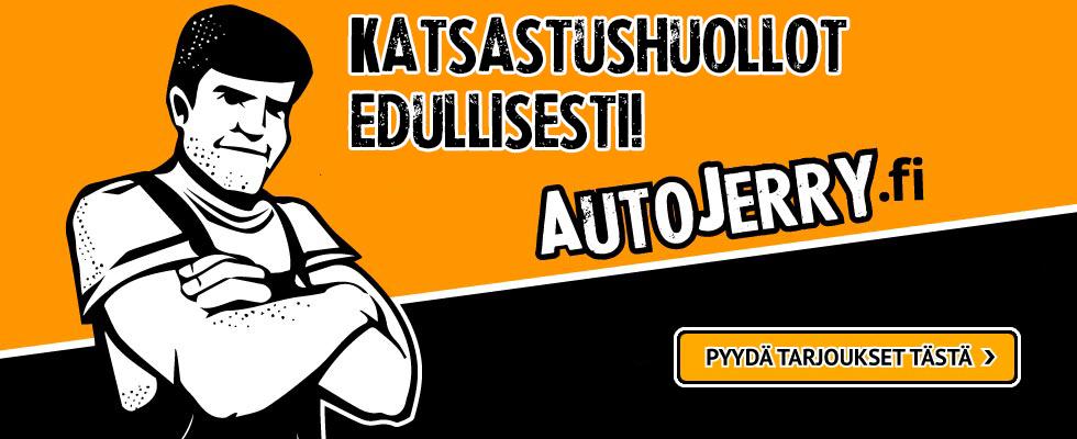 Katsastushuollot edullisesti - AutoJerry.fi
