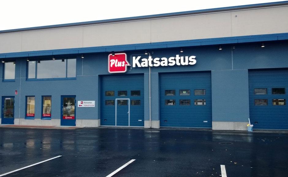 Plus Katsastus Tampere