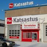 Plus Katsastus Jyväskylä, Arela