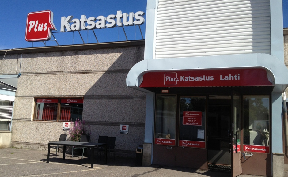 Plus Katsastus Lahti