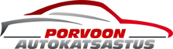 Porvoon Autokatsastus -logo
