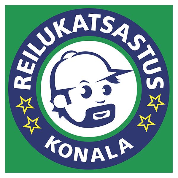 Reilukatsastus Konala -logo