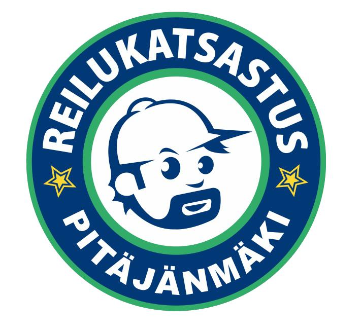 Reilukatsastus Pitäjänmäki -logo