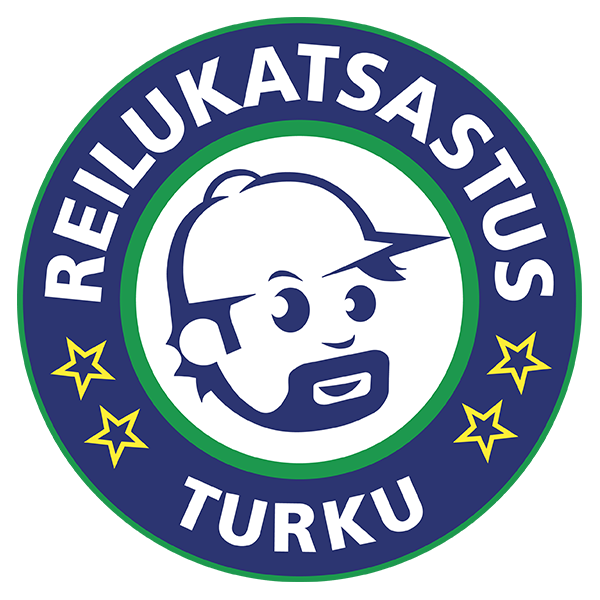 Reilukatsastus Turku -logo