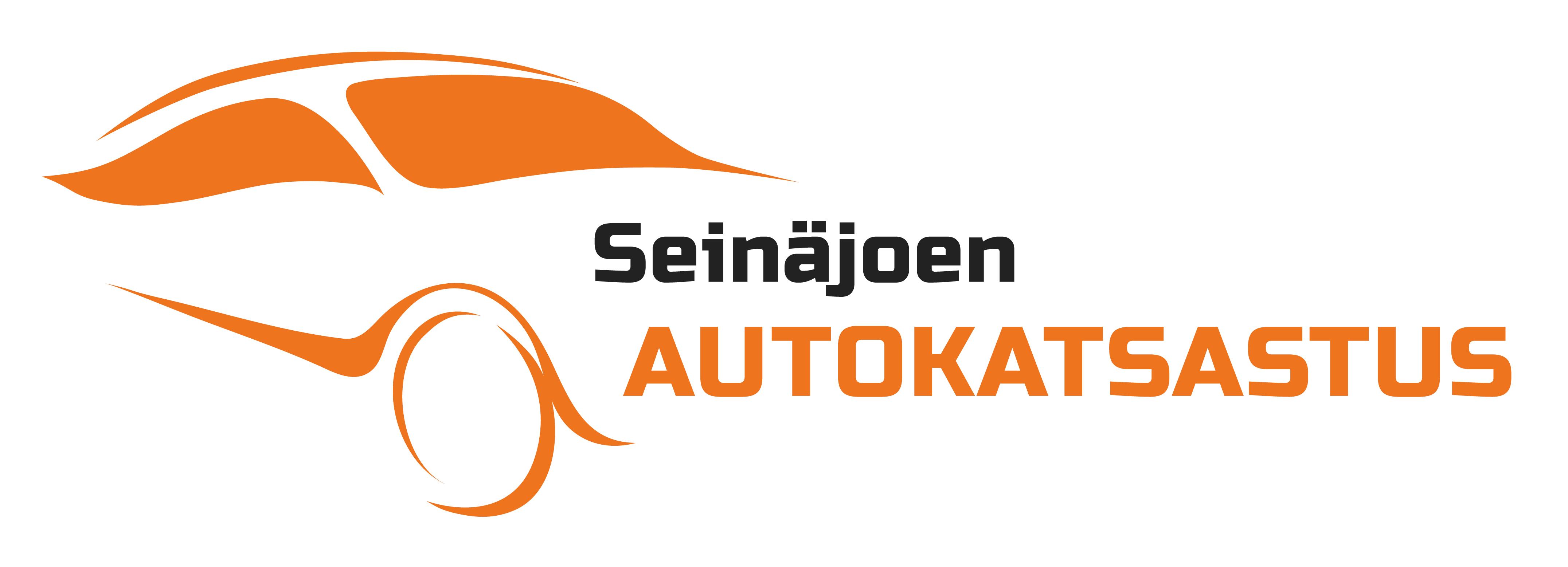 Seinäjoen Autokatsastus Oy -logo