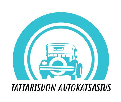Tattarisuon Autokatsastus Oy -logo